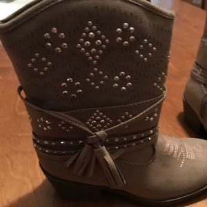 Justice Kids Boots